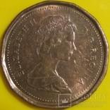 Канада 1 цент, 1989 фото 2