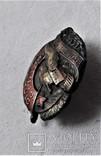 Знак ОСС Отличник соцсоревнования Наркомтанкопрома СССР, копия, фото №12