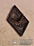 Знак 7 годовщина Октября, СССР, копия, №34, 1924 год, фото №11