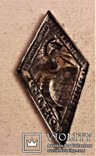 Знак 7 годовщина Октября, СССР, копия, №34, 1924 год, фото №12