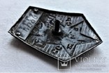 Знак ОСМУ-10 Наркомстрой СССР, копия, №2394, 1940 год, огромный, фото №8