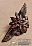 Знак ОДВФ Членский, Общество Друзей Воздушного Флота, копия, 1923-25гг, №031, фото №2