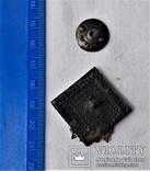 Знак За Отличную артиллерийскую стрельбу, РККА, копия, №0447, 1936г, фото №6