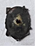 Знак Отличный сантехмонтажник МСПТИ СССР, копия, 1946г, №0834, фото №10