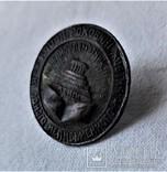 Знак Ліквідація неписьменності СССР, копия, №051, фото №11