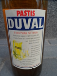 Ликер DUVAL 1 L gr 45 PASTIS MARSEILLE Франция, фото №8