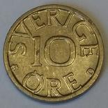 Швеція 10 ере, 1987