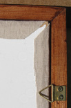 Глубокая рамка-витрина для серьёзной коллекции. 39х29см., фото №8