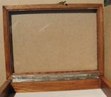 Глубокая рамка-витрина для серьёзной коллекции. 39х29см., фото №9
