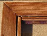 Глубокая рамка-витрина для серьёзной коллекции. 39х29см., фото №11
