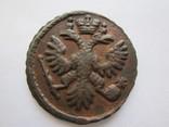 Деньга 1735 остатки штемпельного блеска фото 2