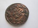 Деньга 1735 остатки штемпельного блеска фото 4