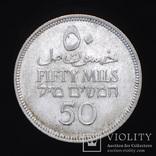50 Милс 1942, Палестина UNC, фото №3