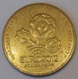 Україна 1 гривня, 2012 Фінальний турнір чемпіонату Європи з футболу 2012