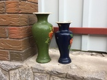 Две винтажные вазы, фото №5