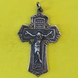 Хрест Срібло 925 проба. 6,73 грама., фото №2