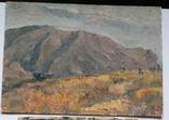 Горы, осень, фото №2