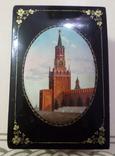 Шкатулка авторская 1950 годов, фото №2