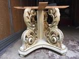"""Стіл у стилі """"барокко венеціано"""", фото №4"""