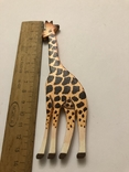 Сувенирный магнит Жираф, фото №4