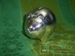 . Свинья- копилка.металлическая, фото №2