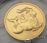 50 рублей 2003 год 7,78 грамм 999 пробы, фото №3