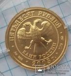 50 рублей 2003 год 7,78 грамм 999 пробы, фото №7
