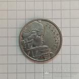 100 франков 1954г Франция, фото №3