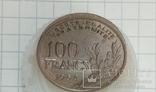 100 франков 1954г Франция, фото №4