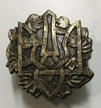 Знак с Тризубом, копия., фото №3