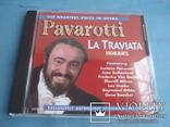 Паваротти (Pavarotti 4 Compact Disc Set) Великобритания, фото №7