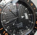 Edox Class 1 Titanium GMT Automatic, фото №7