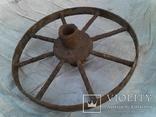 Старинное колесо, фото №2