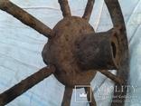 Старинное колесо, фото №6