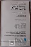 """Swann. Printed and Manuscript Americana"" (2015). Каталог аукціону, фото №3"
