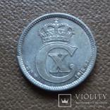 10 эре 1918 Дания серебро (П.4.2), фото №4