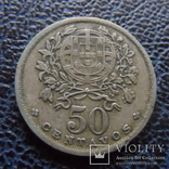 50 сентавос 1957  Португалия   (,11.2.39)~, фото №3