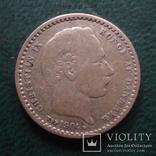 25 эре 1904 Дания серебро (,10.1.17)~, фото №3