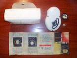 Механическая батарейная бритва ссср 3 шт, фото №4