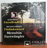 Yehudi Menuhin Violine amp; Berlin Philirmony orchestr 1968, фото №2