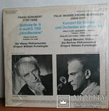 Yehudi Menuhin Violine amp; Berlin Philirmony orchestr 1968, фото №3
