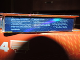 Лезвия Gillette Fusion Proglide Power - 4шт в упаковке, фото №5