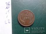 2 эре 1875    Дания    (,10.1.22)~, фото №4