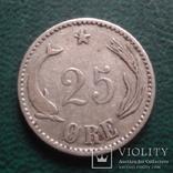 25 эре 1904  Дания серебро   (,10.1.16)~, фото №2