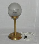 Старый бронзовый светильник, фото №2