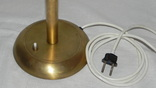 Старый бронзовый светильник, фото №5