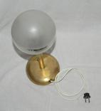 Старый бронзовый светильник, фото №6