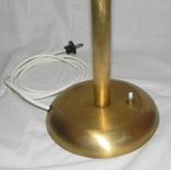 Старый бронзовый светильник, фото №9
