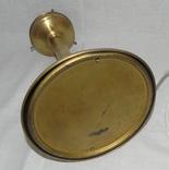 Старый бронзовый светильник, фото №11