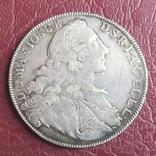 Талер Бавария 1764 год, фото №2
